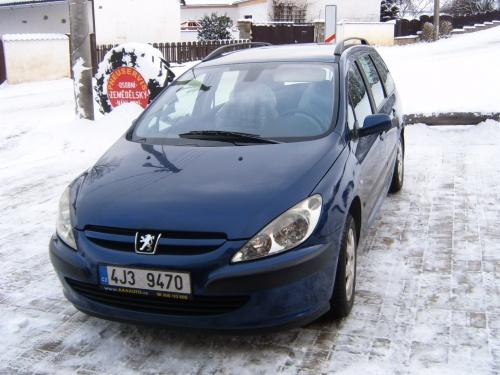 Peugeot 307 SW r.v 2003 - LOVATO