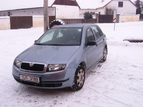 Škoda Fabia 3 válec 1,2 HTP 40kW- STAG 4