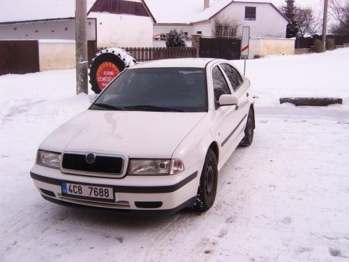 Škoda Octavia 1,6 - STAG 4
