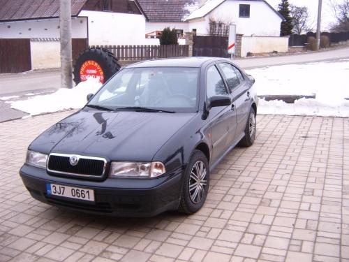 Škoda Octavia 2,0 - STAG 4
