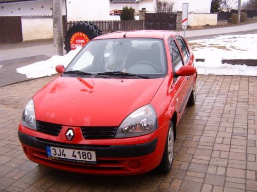 Renault Thalia 1,4 - STAG 4