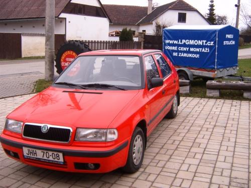 Škoda Felicia 1,3 MPi - LOVATO SMART