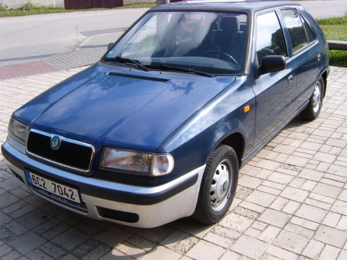 Škoda Felicia 1,3 MPi - 50kW - STAG 4