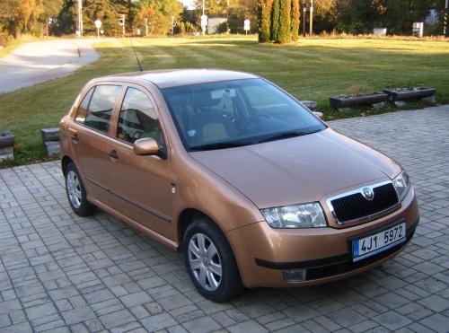 Škoda Fabia 1,4 MPi - 50kW - STAG4