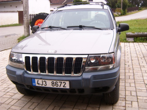 JEEP GRAND CHEROKEE - STAG 300
