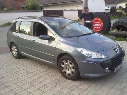 Peugeot 307 combi r.v.2007- STAG 4