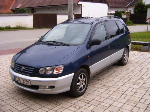 Toyota PICNIC 2,0 - STAG 4