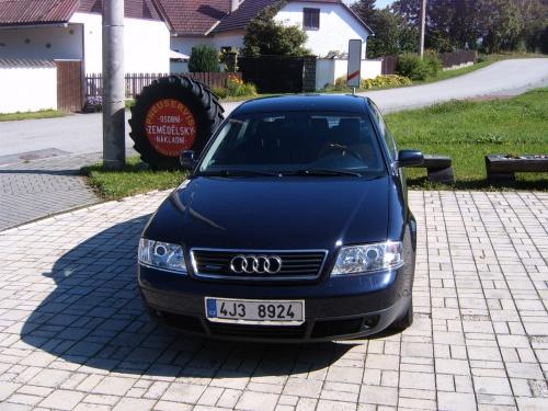 Audi A6 2,8 quattro 142kW - STAG 300