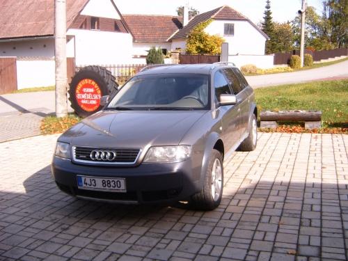 Audi A6 ALLROAD 2,7 biturbo - STAG 300