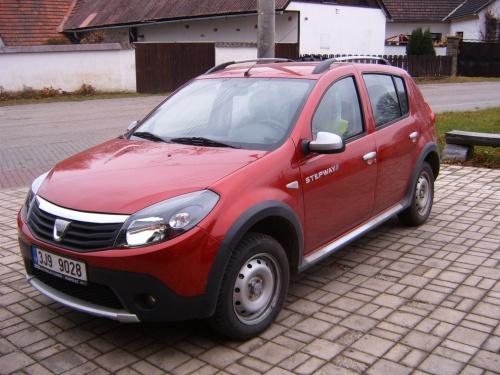 Dacia Sandero 1,6 - STAG 4