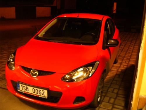 Mazda 2 - STAG 4