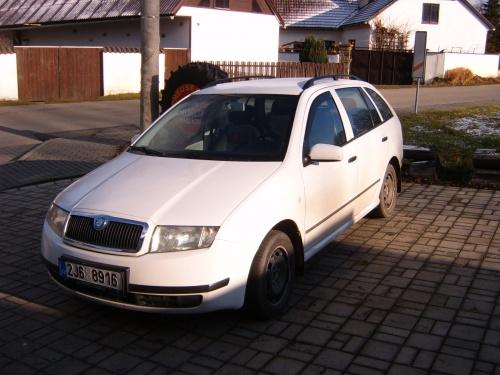 Škoda Fabia 3 válec MPi - STAG 4