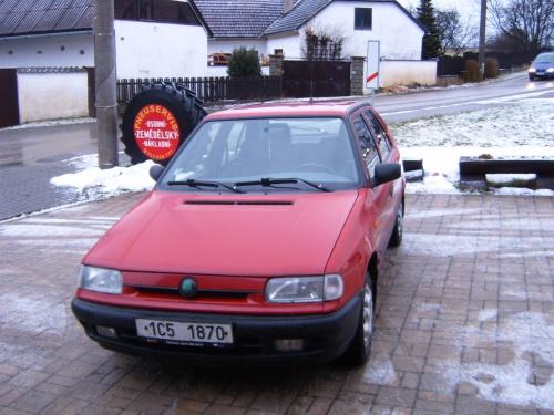 Škoda Felicia 1,3 mono - STAG 100