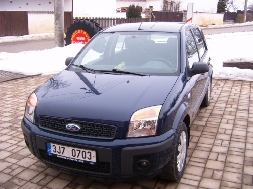 Ford Fusion 1,4 - STAG 4